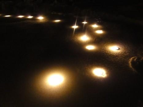 Jahreskreis Wintersonnwende 21. Dezember - Sonnenfest, Tiefpunkt, Kühle